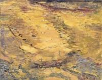 "Belle Creek III, monotype, 10 1/4 x 12 7/8"", 2003"