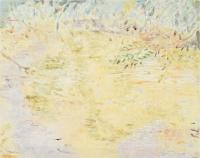 "Belle Creek V, monotype, 10 1/4 x 12 7/8"", 2003"